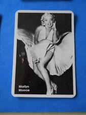 1993 Marilyn Monroe ALGARVE calendar card, classic air vent shot GREAT COND.