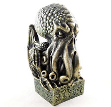 The 'Cthulhu' Octopus Figure Figurine H. P. Lovecraft Othulhu Statue Ornament
