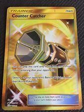 Pokemon : SM CRIMSON INVASION COUNTER CATCHER 120/111 SECRET RARE