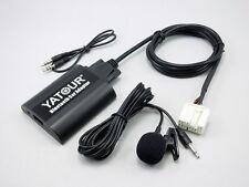 Bluetooth Adapter USB AUX SUZUKI Wagon R+ SX4 Swift FIAT Sedici Agila 14Pin