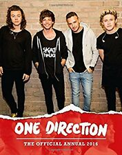 One Direction: The Official Annual 2016 (Annuals 2016), One Direction, Used; Ver