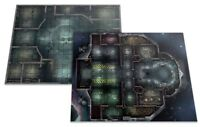 Warhammer 40K Game Board Kill Team Rogue Trader Truehawk space ship