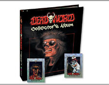 Deadworld Trading Cards ~ OFFICIAL COLLECTOR'S BINDER/ALBUM ~ Breygent