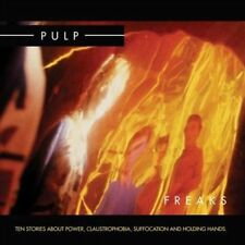 Freaks [2012 Re-Issue] by Pulp (Vinyl, Feb-2012, Fire Records)