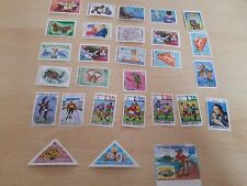 MALDIVES  SELECTION OF STAMPS