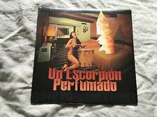Omar Rodriguez Lopez Un Escorpión Perfumado Limited Edition Red Vinyl LP *NEW*