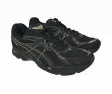ASICS GT 2160 Men's Sz 13 EU 48 Black Sports Running Hiking Trail Shoes T104N