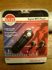 Nextar Digital MP3 Player New in Original Package MA933A-5BL