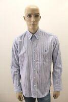 Camicia HARMONT & BLAINE Uomo Chemise Shirt Man Taglia Size XL