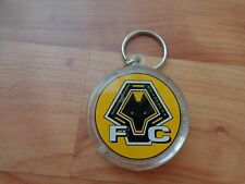 B Gifts Wolverhampton Wanderers F.C No One is Perfect Keyring