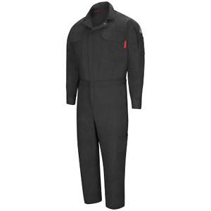 BULWARK® FR iQ SERIES® MEN'S FR MOBILITY COVERALL QC20 - BIG SALE