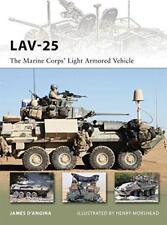 LAV-25 (New Vanguard) by James DAngina | Paperback Book | 9781849086110 | NEW