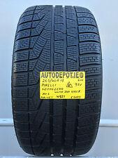 265/40R18 PIRELLI SOTTOZERO WINTER 240 97V Part worn tyre (W531)