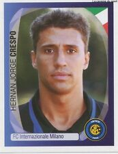 N°175 CRESPO # ARGENTINA INTER MILANO STICKER PANINI CHAMPIONS LEAGUE 2008