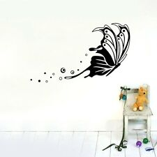 One Large Butterfly Wall Decor Removable Vinyl Decal Sticker KIDS BABY Art Mural