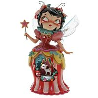 Enesco The World Of Miss Mindy Sweet Forest Fairy 10 Inch Figure NEW Urban Art