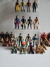 * G.I. Joe & Cobra Arah Loose Figure Lot *