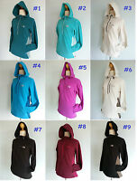 NEW The North Face 100 EMI Koussi Hoodie Jacket Fleece Top Women S M L