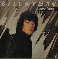 """BILL WYMAN - A NEW FASHION Unique 7"""" (I036)"""