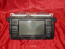 BMW E46 3 series NAVI WIDESCREEN ZB BORDMONITOR DISPLAY WIDE SCREEN GPS 6923869