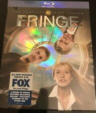 Fringe Season 3 Blue Ray