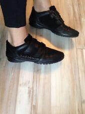 Scarpe Sneakers Baldinini Trend 37/38 Pelle Swarovski Logo Morbidissime