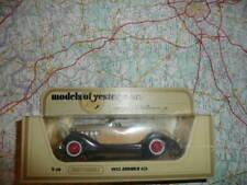 AUBURN Speedster 851 1935  Ancien MATCHBOX Yesteyear en boite