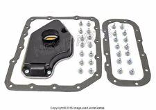 BMW E34 E36 E39 Auto Transmission Filter Kit Pan Gaskets Bolts A4S 310R New
