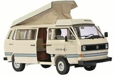 "Schuco VW T3 ""Joker"" Westfalia Campingbus mit Faltdach 1979 - 1990 creme  1:18"