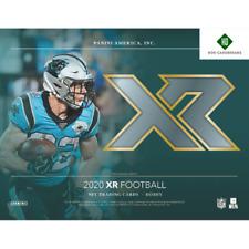 Patrick Mahomes II Chiefs 2020 Panini XR 2 Full Case 30 Box Player Break