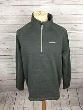 Men's Craghoppers Pull Over Fleece Jacket - XL - Grey - Great Condition