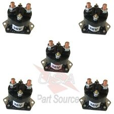 Club Car Golf Cart Part 36 Volt Solenoid 8016 5 Solenoids