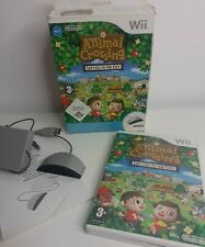 Animal Crossing: Let's Go to the City (Nintendo Wii, 2008) Complete