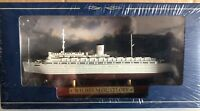 "DIE CAST "" WILHELM GUSTLOFF "" SCALA 1/1250  ATLAS EDITION"