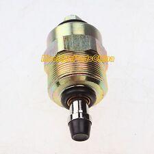 Diesel Fuel Stop Shut-off Valve 12V Generator Solenoid for Bobcat 6630546