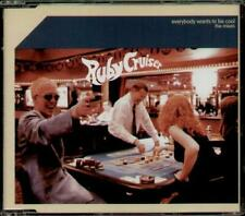 RUBY CRUISER Everybody Wants To Be Cool The Mixes  CD 3 Tracks, Album Version/Ma