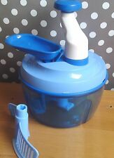 TUPPERWARE ✿ D 130 ✿ Quick-Chef 2 ✿ 1,3 LITRI ✿ BLU