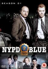 NYPD BLUE SERIES 1 - DVD - REGION 2 UK