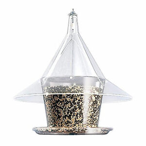Arundale 360 Sky Cafe Hanging Backyard Wild Bird Feeder for Woodpeckers & More