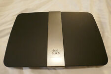 Cisco Linksys EA4500 Wireless Router USB Dual Band Gigabit 4 Port