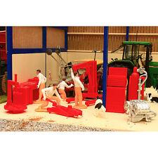 Brindilles bt3043 ferme mécanique et Accessoires-Jouets ferme 1:32