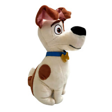 """Ty Secret Life of Pets Max Plush Jack Russell Puppy Dog Stuffed Animal Toy 11"""""""