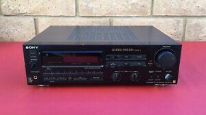 Sony GX40ES AM/FM Stereo Receiver STR-GX40ES
