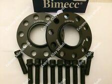 MERCEDES ANTERIORE Hubcentric 15mm BIMECC Ruota Distanziatori C E Classe 5x112 66.6