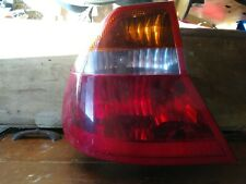 2001-2004 Chrysler 300 DRIVER Side Tail Light Used Rear Lamp 04805592ac