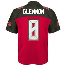 Mike Glennon   8 Tampa Bay Buccaneers Youth Replica Jersey XL 18 20 R NFL 414480b39