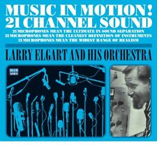 Larry Elgart Music In Motion! 21 Channel Sound