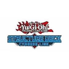 YU-GI-OH! STRUCTURE DECK: CYBERSE LINK * SDCL-EN018 Crane Crane