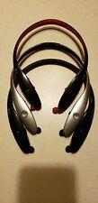 LG TONE INFINIM HBS-900 HARMAN /KARDON Neckband Headsets $31.95 each