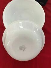 Corelle 6-Piece, 18-Ounce Soup/Cereal Bowls Winter Frost White
